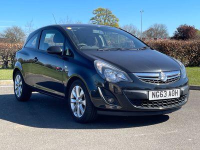 Vauxhall Corsa Hatchback 1.2 16V Excite 3dr