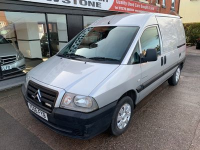 Citroen Dispatch Panel Van 1.9 D Enterprise Panel Van 5dr