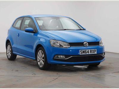 Volkswagen Polo Hatchback 1.2 TSI BlueMotion Tech SE (s/s) 3dr