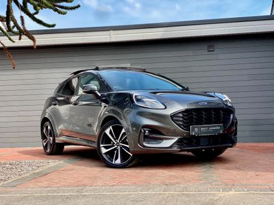 Ford Puma SUV 1.0T EcoBoost MHEV ST-Line X First Edition Plus (s/s) 5dr