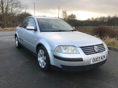 Volkswagen Passat Saloon 1.9 TDI PD Sport 4dr