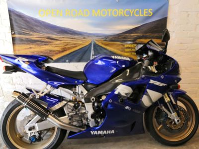 Yamaha R1 Unlisted