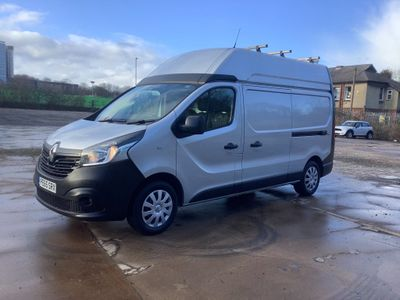 Renault Trafic Panel Van 1.6 dCi ENERGY 29 Business LWB High Roof EU5 (s/s) 5dr
