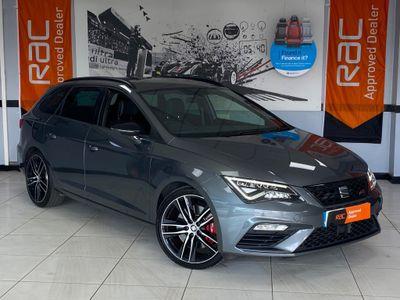 SEAT Leon Estate 2.0 TSI Cupra 300 ST (s/s) 5dr
