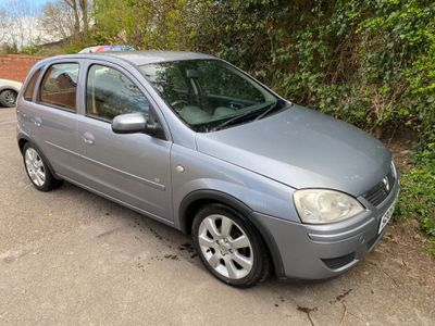 Vauxhall Corsa Hatchback 1.2 i 16v Breeze 5dr (a/c)