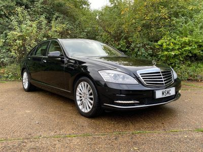 Mercedes-Benz S Class Other 3.5 S350 BlueEFFICIENCY L 7G-Tronic 4dr