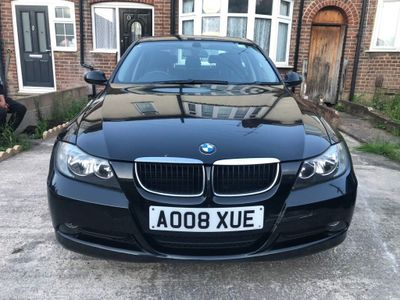 BMW 3 Series Saloon 2.0 318d ES Edition 4dr