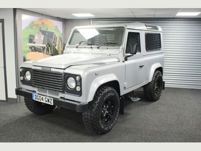 LAND ROVER DEFENDER 90 SUV 2.5 TD5 County 3dr (6 Seats)