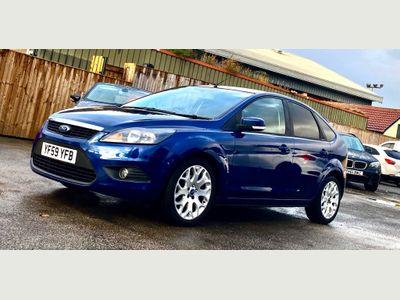 Ford Focus Hatchback 1.8 Zetec 5dr