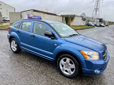 Dodge Caliber Hatchback 1.8 SXT 5dr
