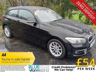 BMW 1 Series Hatchback 1.5 116d SE Auto (s/s) 3dr