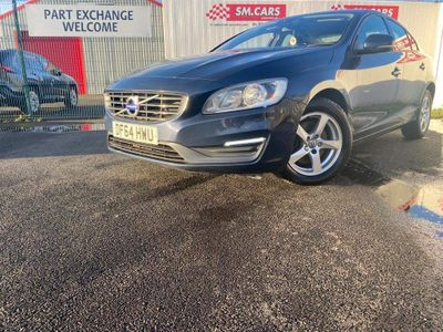 Volvo S60 Saloon 2.0 D3 Business Edition (s/s) 4dr