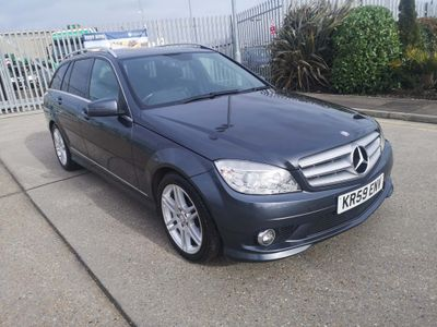 Mercedes-Benz C Class Estate 2.1 C200 CDI Sport 5dr