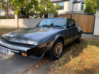 Fiat X1/9 Coupe 1.5 2dr