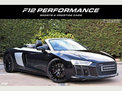 Audi R8 Convertible 5.2 FSI V10 Spyder S Tronic quattro (s/s) 2dr