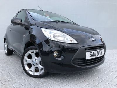 Ford Ka Hatchback 1.2 Tattoo Premium 3dr
