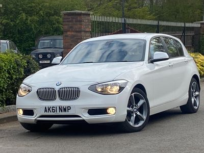 BMW 1 Series Hatchback 1.6 116i Urban eDrive 5dr