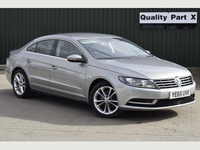 Volkswagen CC Saloon 2.0 TDI BlueMotion Tech CC (s/s) 4dr