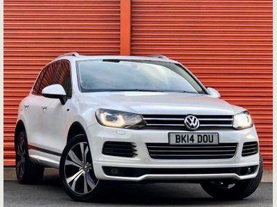 Volkswagen Touareg SUV 3.0 TDI V6 BlueMotion Tech R-Line Tiptronic 4x4 (s/s) 5dr