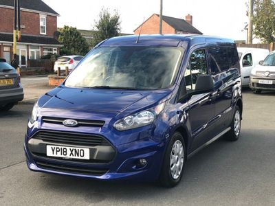 FORD TRANSIT CONNECT Other 1.5 EcoBlue 230 L2 Trend DCIV Auto FWD 6dr