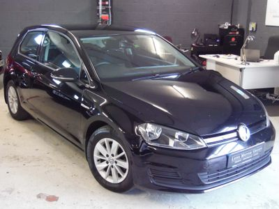 Volkswagen Golf Hatchback 1.6 TDI BlueMotion (s/s) 3dr