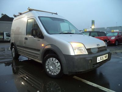 Ford Transit Connect Panel Van 1.8 TDdi T220 LWB High Roof 4dr