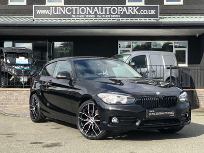 BMW 1 SERIES Hatchback 1.5 118i Sport (s/s) 3dr