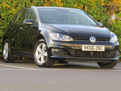 Volkswagen Golf Hatchback 1.4 TSI BlueMotion Tech Match Edition DSG (s/s) 5dr