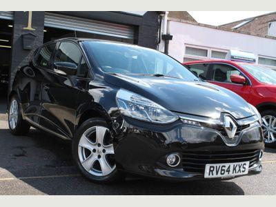 Renault Clio Hatchback 0.9 TCe Dynamique MediaNav (s/s) 5dr