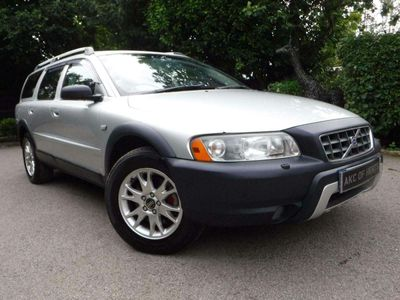 Volvo XC70 Estate 2.5 T SE Lux Geartronic AWD 5dr