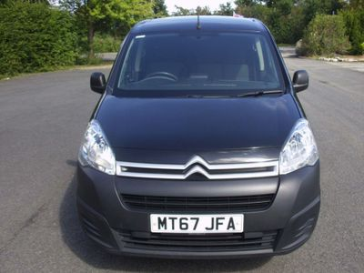 Citroen Berlingo Panel Van 850 EN-PRISE BLUE HDI