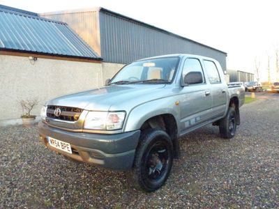 Toyota Hilux Pickup 2.5 280 EX 4dr