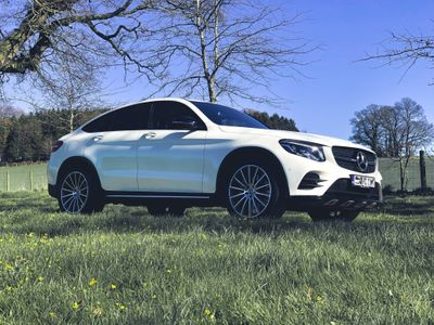 Mercedes-Benz GLC Class Coupe 2.1 GLC220d AMG Line (Premium) G-Tronic+ 4MATIC (s/s) 5dr