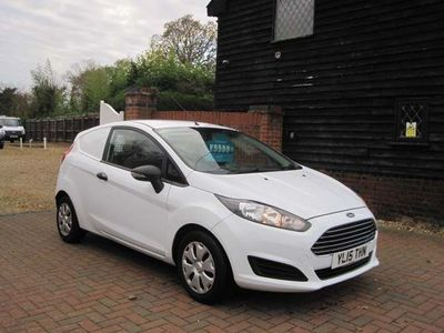 Ford Fiesta Other 1.5 TDCI ECOnetic Panel Van 3dr