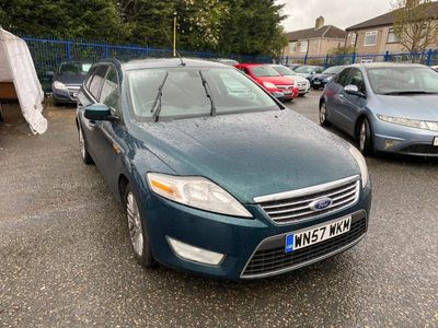 Ford Mondeo Estate 2.5 Ghia 5dr