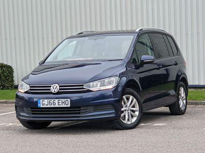 Volkswagen Touran MPV 2.0 TDI BlueMotion Tech SE Family (s/s) 5dr