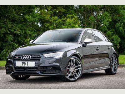 Audi S3 Saloon 2.0 TFSI quattro 4dr (Nav)