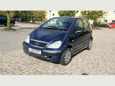 Mercedes-Benz A Class Hatchback 1.4 A140 A+ SWB Hatchback 5dr
