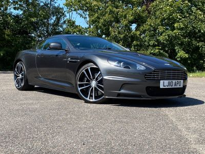 Aston Martin DBS Coupe 6.0 V12 Touchtronic 2dr