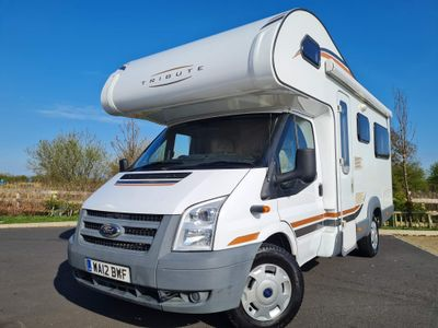 Auto-Trail Sorry now sold Coach Built Ford transit 2.2 tdci