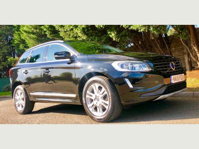 Volvo XC60 SUV 2.4 D4 SE Lux AWD 5dr