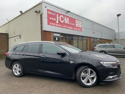 Vauxhall Insignia Estate 1.6 Turbo D ecoTEC Elite Nav Sports Tourer (s/s) 5dr