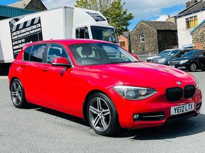 BMW 1 Series Hatchback 2.0 118d Sport 5dr