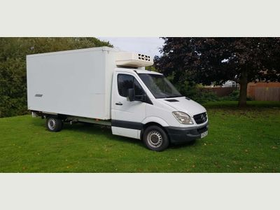 MERCEDES-BENZ SPRINTER Temperature Controlled 2.1 CDI 311 Chassis Cab 2dr (LWB)