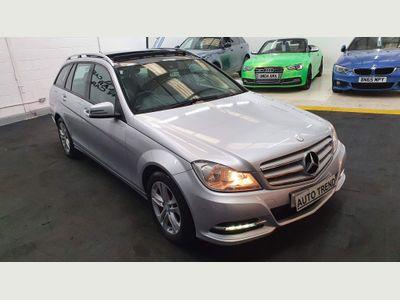 Mercedes-Benz C Class Estate 2.1 C220 CDI SE (Executive Premium Plus) 7G-Tronic Plus 5dr