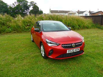 Vauxhall Corsa Hatchback 1.2 Turbo Elite Nav (s/s) 5dr