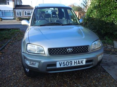 Toyota RAV4 SUV 2.0 Heat Limited Edition 4WD 3dr