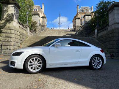 Audi TT Coupe 1.8 TFSI Sport S Tronic 2dr
