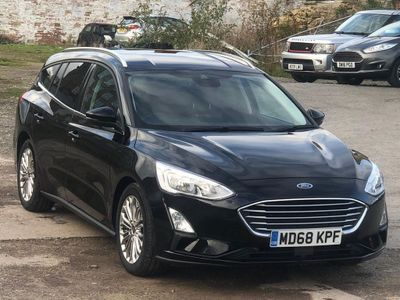 Ford Focus Estate 1.5 EcoBlue Titanium X (s/s) 5dr
