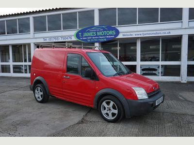 Ford Transit Connect Panel Van 1.8 TDCi T200 Low Roof L 5dr